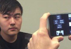 اپلیکیشن مایکروسافت به بیماران مبتلا به نورون حرکتی کمک میکند تا تنها با حرکت دادن چشم صحبت کنند