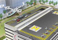 ناسا برای تولید ماشینهای پرنده به شرکت Uber ملحق میشود