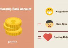 اگر میخواهید رابطه عاشقانه خوبی داشته باشید باید همانند حساب بانکی خود با آن رفتار کنید