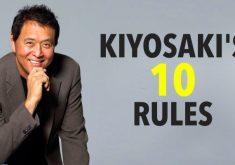 """10 درس موفقیت از رابرت کیوساکی برای کارآفرینان – """"پدر پول دار پدر بی پول"""""""