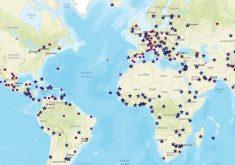 کشورهای خطرناک جهان برای توریست ها