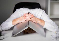 3 تاثیر مخرب استرس بر روی کار و حرفه شما