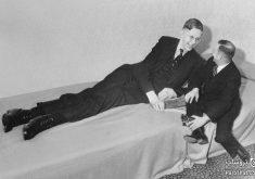 10 حقیقت جالب درباره بلندقدترین مرد جهان
