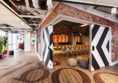 15 راز طراحی دفاتر زیبای شرکت گوگل