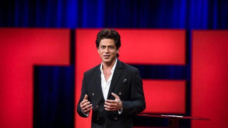 شاهرخ خان در برنامه تد: هندیها تصور میکنند من عاشق پیشهترین مرد جهانم