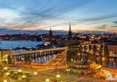 راهنمای کامل سفر به استکهلم