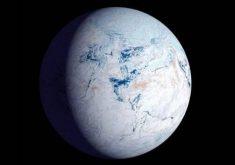 10 دوره که زمین در آنها شبیه به یک سیاره بیگانه بود