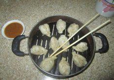 نحوه پخت دامپلینگ آسیایی