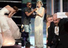 11 اتفاق خنده دار در مراسم های زنده