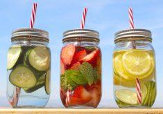 4 نوشیدنی برای سمزدایی بدن و پاکسازی معده