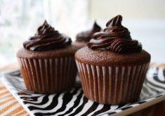 طرز تهیه کاپ کیک ساده (کیک فنجانی) فوری و بدون فر