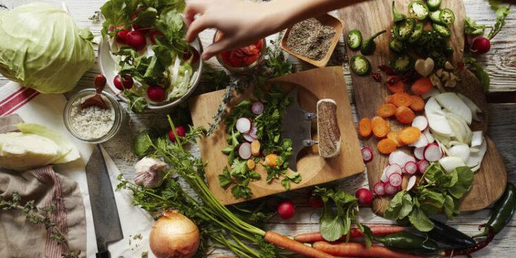 روشهای پخت و پز سالم