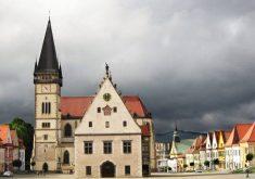15 جاذبه گردشگری اسلواکی