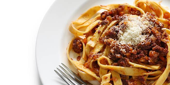 10 غذای برتر ایتالیایی