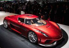 10 خودروی گرانقیمت جهان در سال 2017