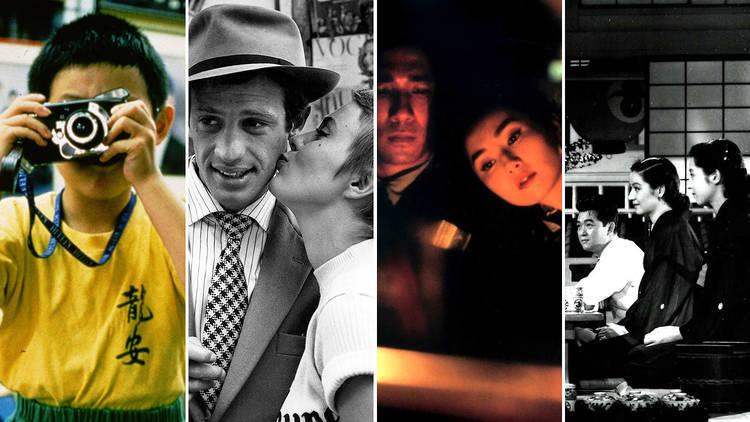 50 فیلم برتر  غیر انگلیسی زبان تا به امروز