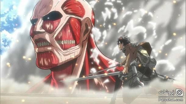 اولین تریلر رسمی بخش دوم فصل ۳ انیمه Attack on Titan منتشر شد
