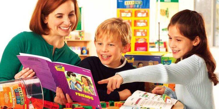 راهکارها ی آموزش زبان به کودکان