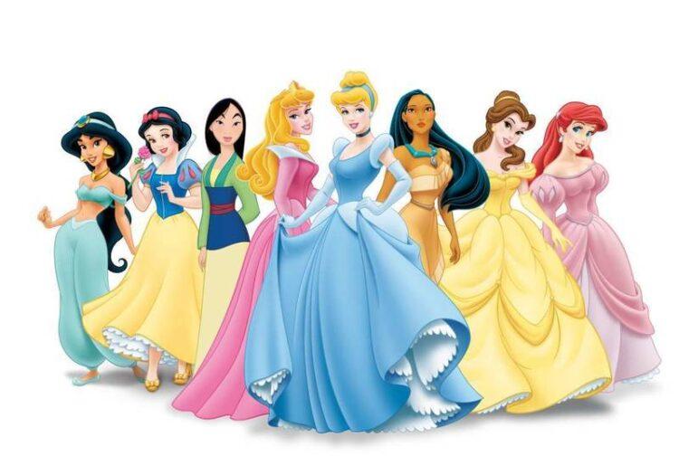 10 پرنسس محبوب دخترها در دنیای انیمیشن های دیزنی