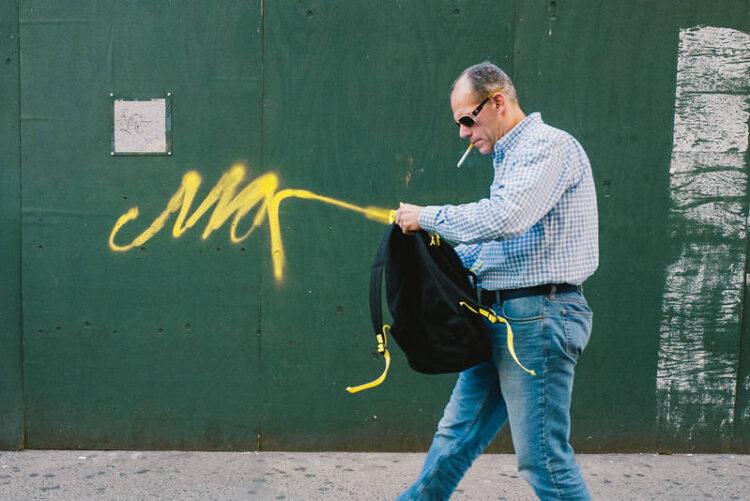 23 عکس جذاب از صحنههای تصادفی خیابانهای نیویورک
