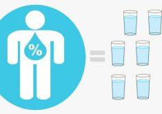 روزانه باید چقدر آب بنوشید (و نوشیدن چقدر آب بیشازحد است)