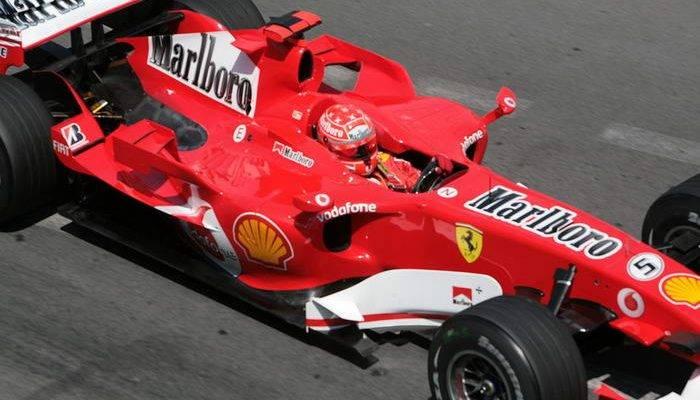 10 راننده برتر تاریخ مسابقات فرمول یک