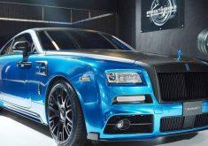 10 خودروی گرانقیمت رولز رویس در جهان