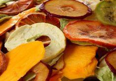 نحوه خشک کردن میوه در خانه به روش های مختلف