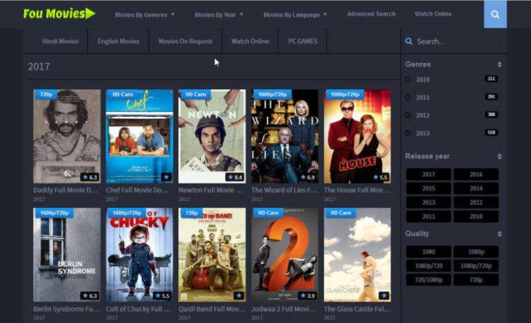 بهترین سایتها برای دانلود رایگان فیلم و سریال