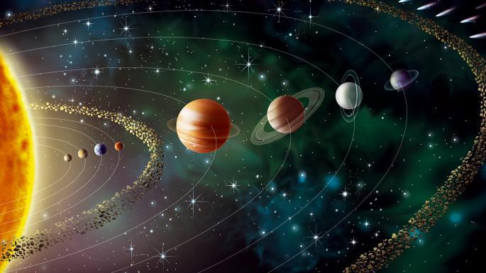 26 حقیقت جالب و خواندنی درباره منظومه شمسی