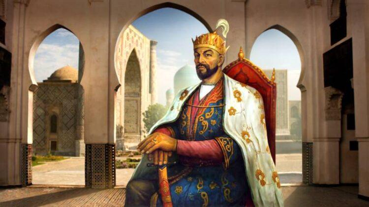 حقایق تاریخی و جالب درباره تیمور لنگ بنیانگذار سلسله تیموریان