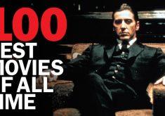 100 فیلم برتر تاریخ سینما به انتخاب بازیگران مطرح جهان