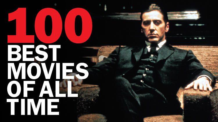 100 فیلم برتر تاریخ سینما (انتخاب شده توسط بازیگران مطرح سینما)