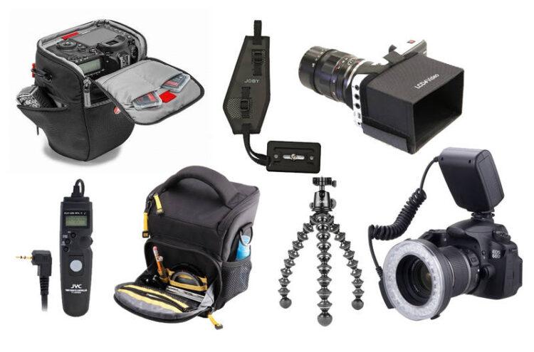 25 لوازم جانبی ضروری دوربینهای DSLR برای عکاسان حرفهای