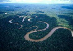 طولانی ترین رودخانه های جهان را بشناسید