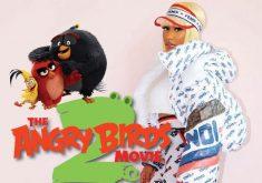 نیکی میناژ به جمع صداپیشگان قسمت دوم انیمیشن پرندگان خشمگین اضافه شد