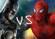 مقایسه ابرقهرمان های سینما: بتمن در برابر مرد عنکبوتی. کدام یک قویتر است؟