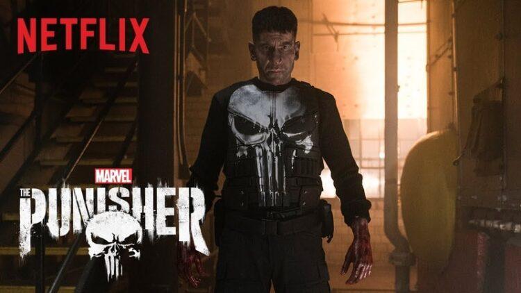 تریلر جدید فصل دوم سریال The Punisher منتشر شد
