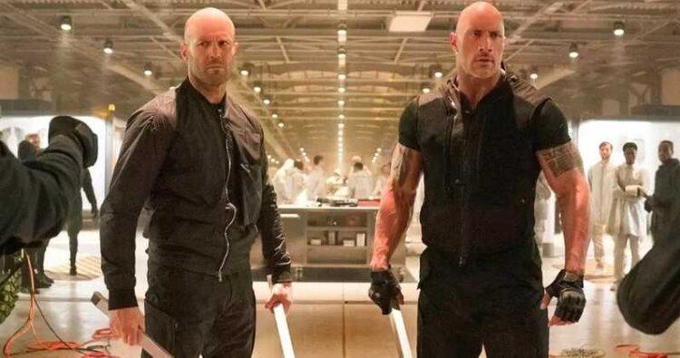 اولین تریلر فیلم Fast & Furious Presents: Hobbs & Shaw منتشر شد + ویدئو