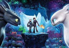 گزارش باکس آفیس آخر هفته: انیمیشن How to Train Your Dragon 3 در دومین روز اکرانش صدر نشین باکس آفیس شد