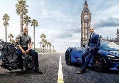 پوستر های جدیدی از شخصیت های فیلم مورد انتظار  Fast & Furious Presents: Hobbs & Shaw منتشر شد