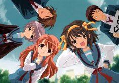 معرفی انیمه  Suzumiya Haruhi no Yuuutsu؛ انیمهای که از دیدنش خسته نمیشوید