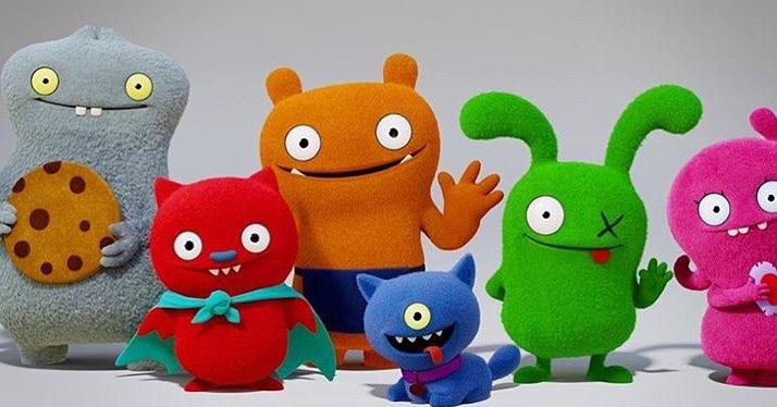 تریلر جدیدی از انیمیشن مورد انتظار  Ugly Dolls منتشر شد + ویدئو
