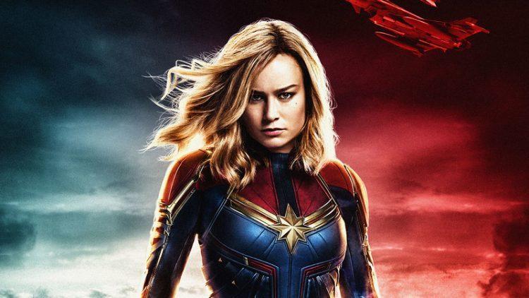 گزارش باکس آفیس آخر هفته: شروع پر قدرت فیلم Captain Marvel در روز های آغازین اکرانش
