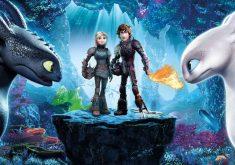 """اگر فیلم """"چگونه اژدهای خود را تربیت کنیم"""" (How to Train Your Dragon) را دوست دارید این 10 فیلم را تماشا کنید"""