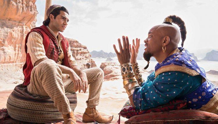 سومین تریلر فیلم مورد انتظار Aladdin منتشر شد + ویدئو