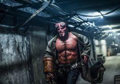 پوستر های جدیدی از فیلم مورد انتظار Hellboy منتشر شد