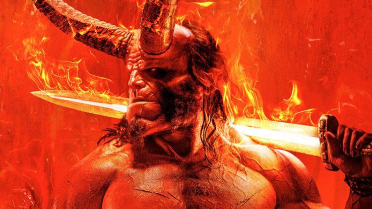 تریلر جدید فیلم مورد انتظار Hellboy منتشر شد + ویدئو