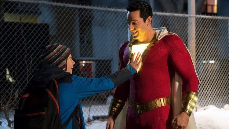گزارش باکس آفیس آخر هفته: ادامه ی صدر نشینی فیلم Shazam برای دومین هفته ی متوالی