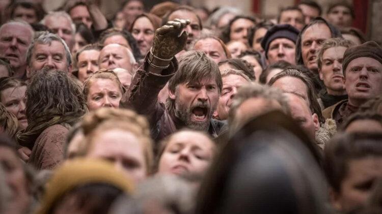 بازخورد های کاربران سراسر جهان نسبت به قسمت پنجم از فصل هشتم سریال Game of Thrones